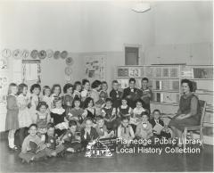 JHWest 1960 Grade 1 Mrs. Kaplan