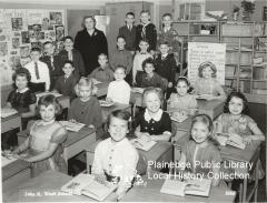 John H. West Grade 3 Mrs. Doyers