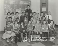 Temple Annex Kindergarten 1959
