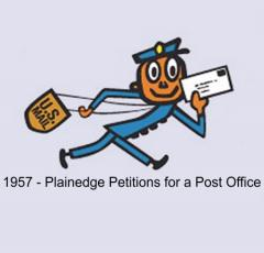 Plainedge Post Office Campaign 1957