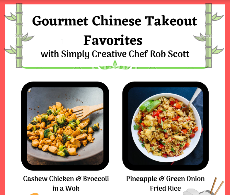 gourmet chinese takeout