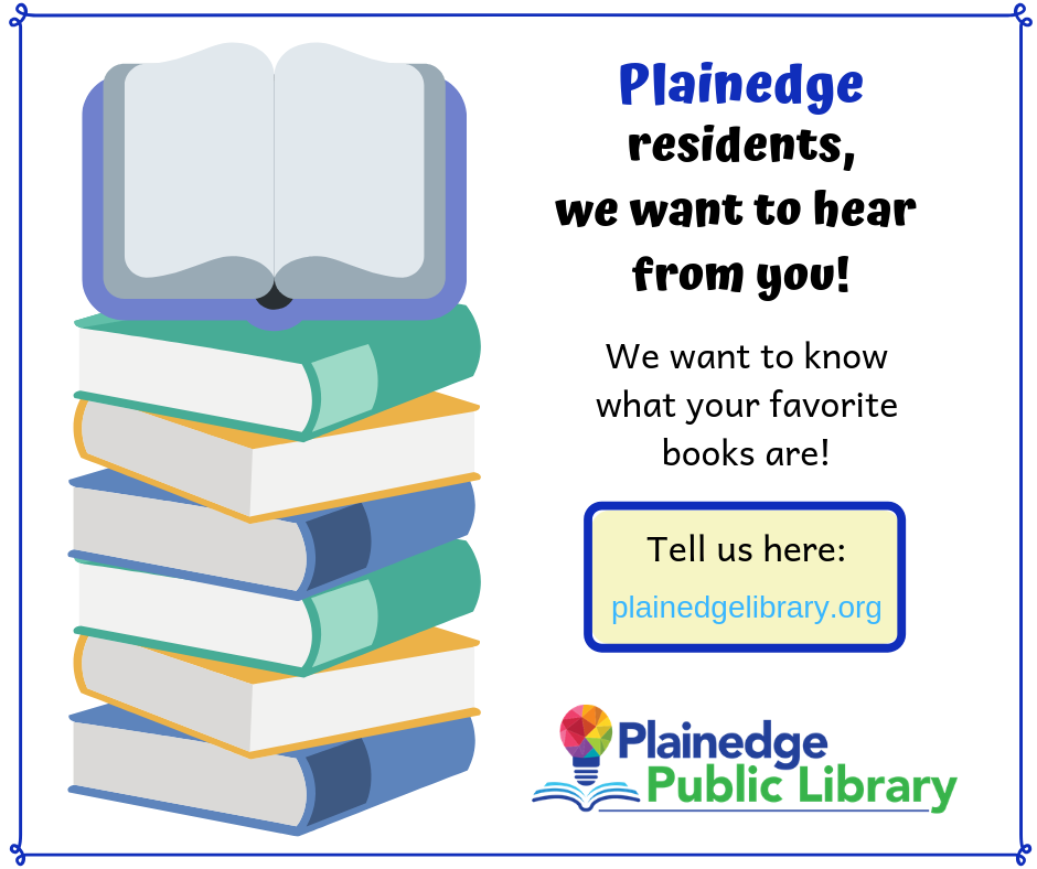 Plainedge Library Survey